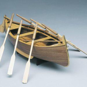 Italian Fishing Boat Kit - Mantua Models (735)