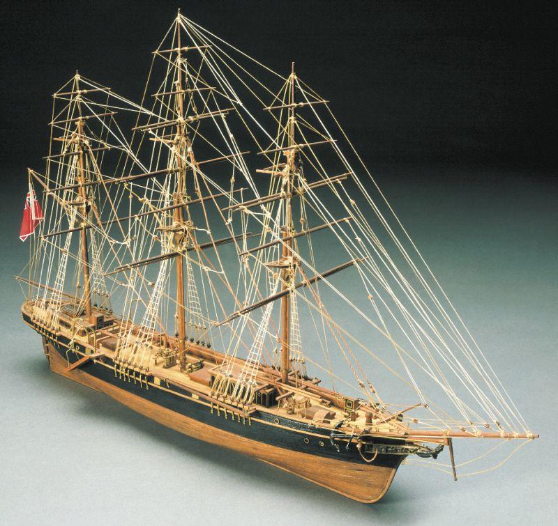 Thermopylae Model Ship Kit  Sergal (791)