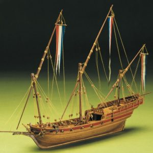 French Xebec Model Boat Kit - Sergal (795)