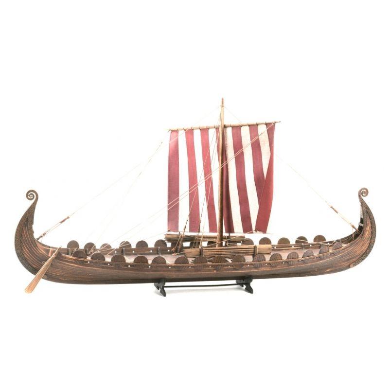 Oseberg Viking Model Ship Kit - Billing Boats (B720)