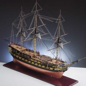 HMS Agamemnon Wooden Boat Kit - Caldercraft (9003)