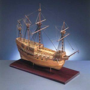 Mary Rose Model Ship Kit - Caldercraft (9004)