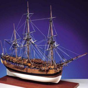 1718-9678-HM-Bark-Endeavour-Model-Boat-Kit