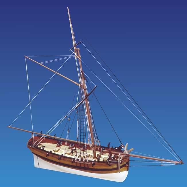 1722-9712-HM-Cutter-Sherbourne-Boat-Kit