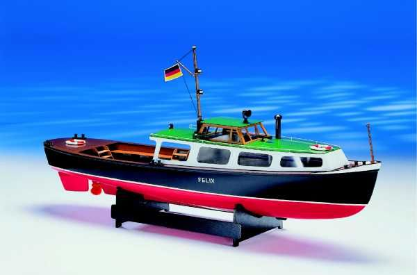 Felix Wood Boat Kit - Krick (K20300)