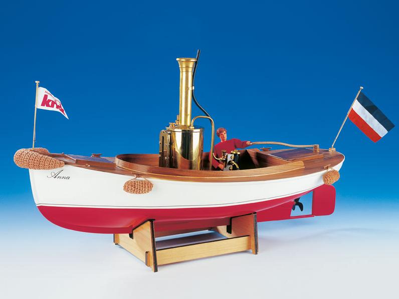 Anna Wooden Model Ship Kit - Krick (K20211)