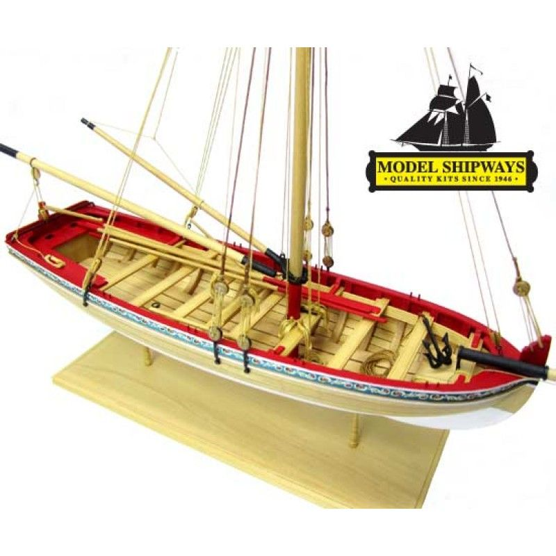 2113-12700-18th-Century-Longboat-Kit-Model-Shipways-MS1457