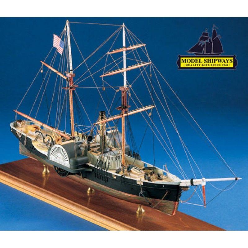 Harriet Lane Boat Kit - Model Shipways (MS2010)