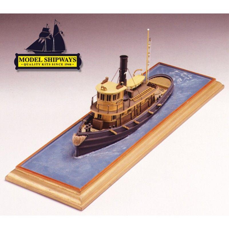 Taurus Tugboat Kit - Model Shipways (MS2021)