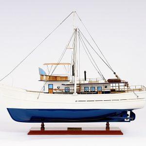 2241-13145-Dickie-Walker-Wooden-Model-Ship