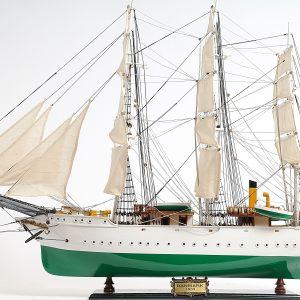 2267-12999-Danmark-Wooden-Model-Ship