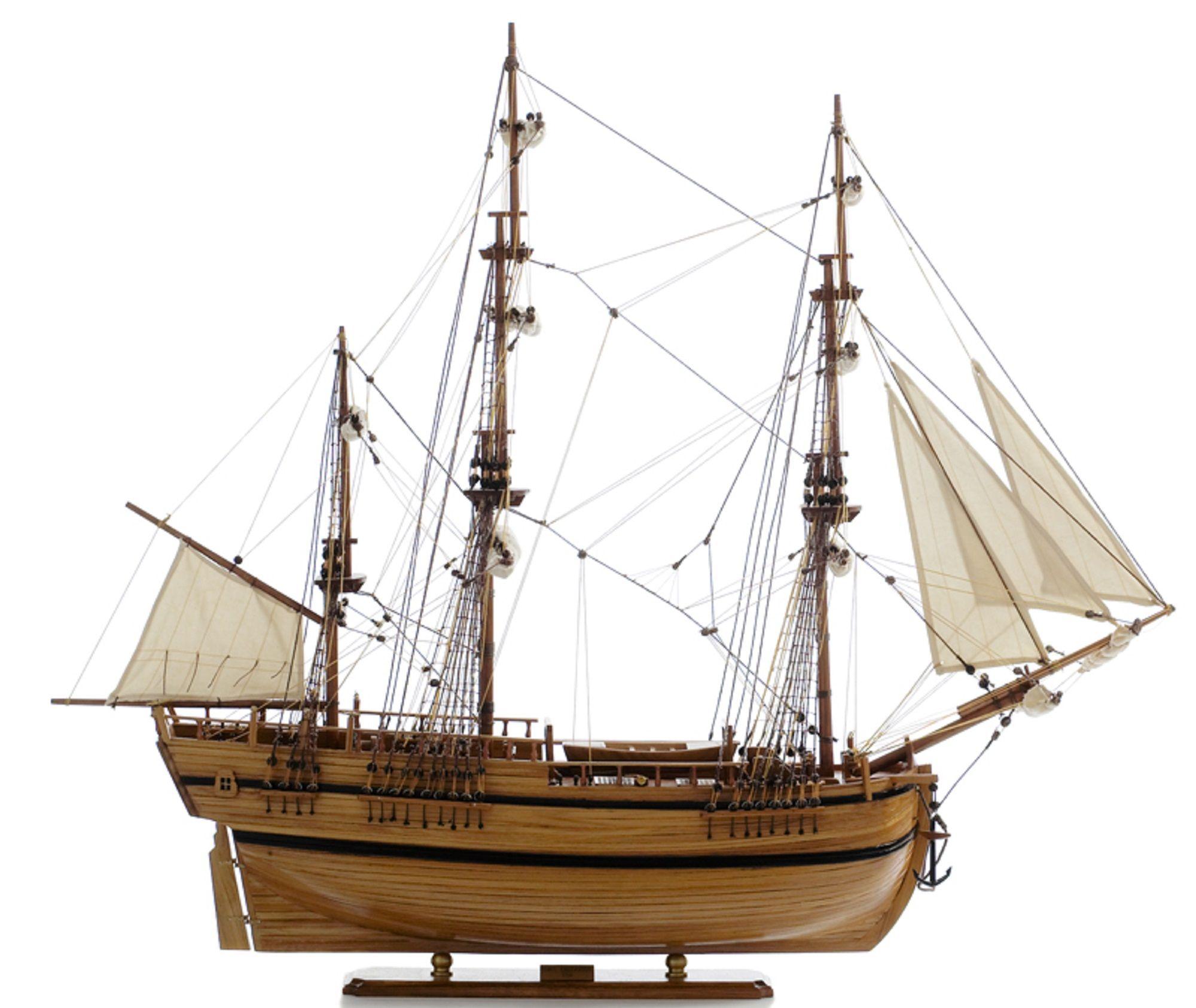 HMS Endeavour Model Ship (Superior Range) - PSM
