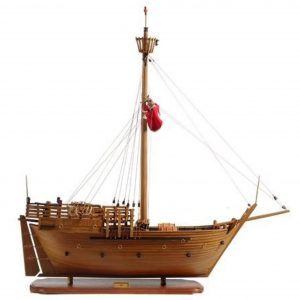 216-6984-Bremen-Cog-model-ship-Premier-Range
