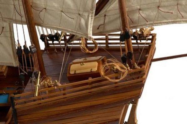 217-7196-Caravel-model-ship-Premier
