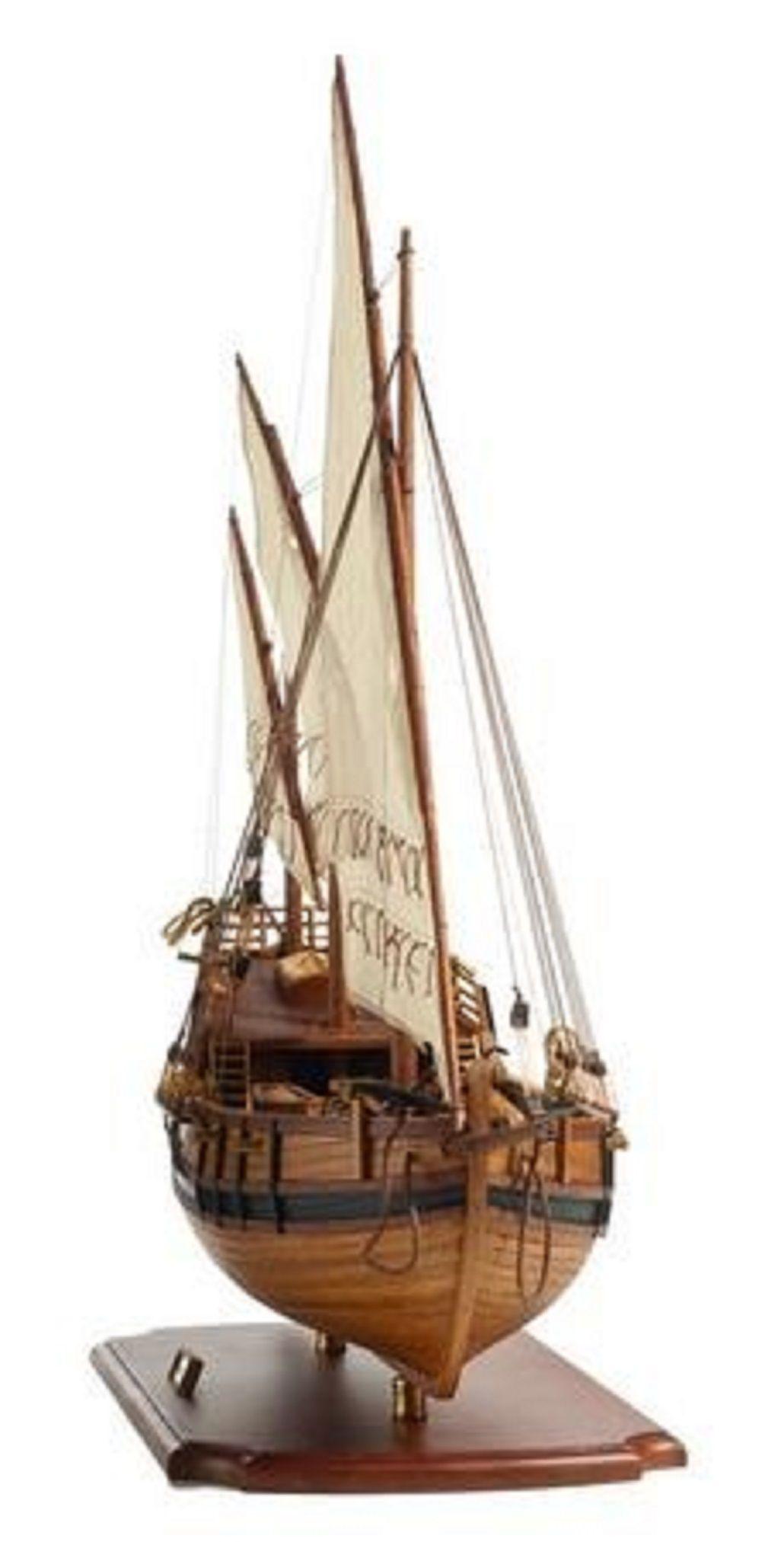 217-7198-Caravel-model-ship-Premier