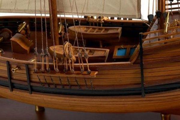 217-7200-Caravel-model-ship-Premier