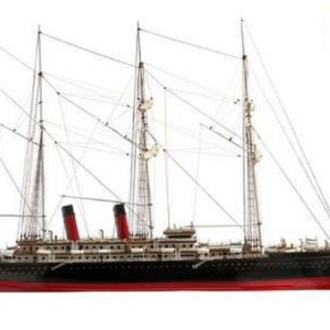 220-7499-La-Normandie-model-ship-Premier-Range