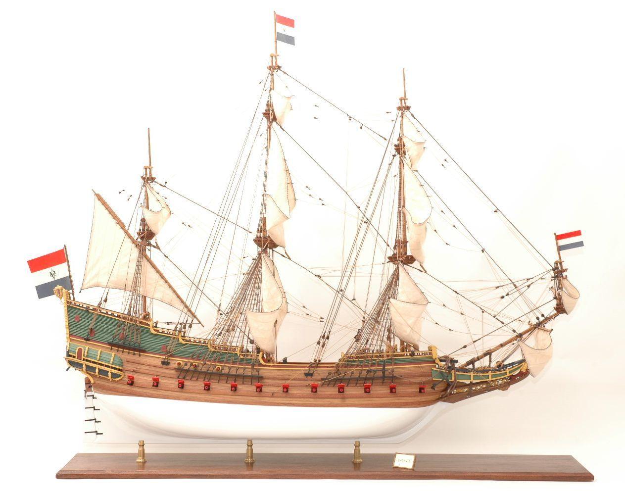 228-6941-Batavia-model-ship-Premier-Range