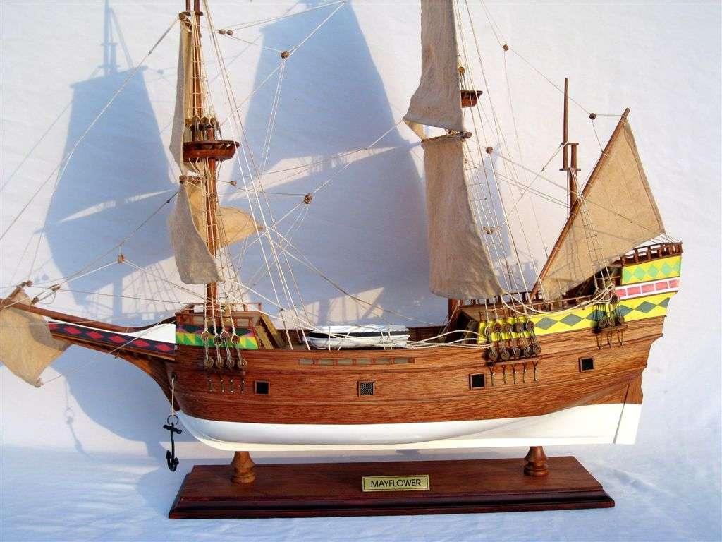 277-4439-Mayflower-Model-Ship-Standard-Range