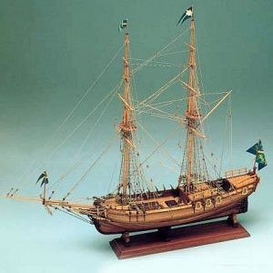 3171-Amphion-Model-Ship-Kit-Corel-SM20