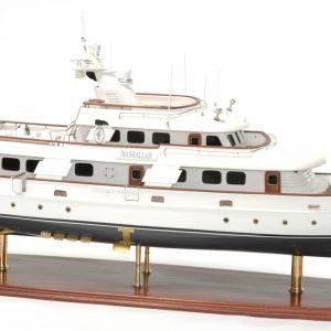 Mashallah Model Yacht