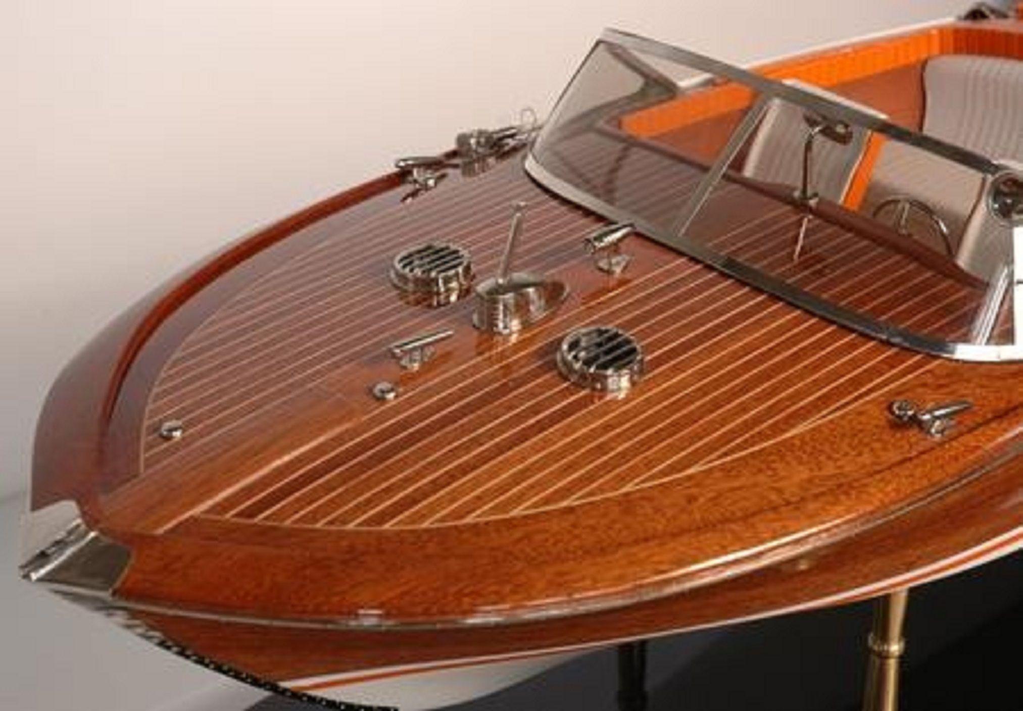Riva Aquarama Special Model Boat  (Premier Range) - PSM