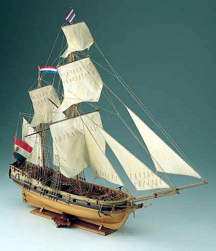 Dolphyn Ship Model Kit Corel (SM16)