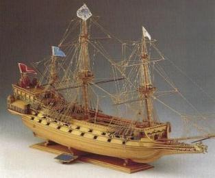832-La-Couronne-Model-Ship-Kit-Corel-SM17