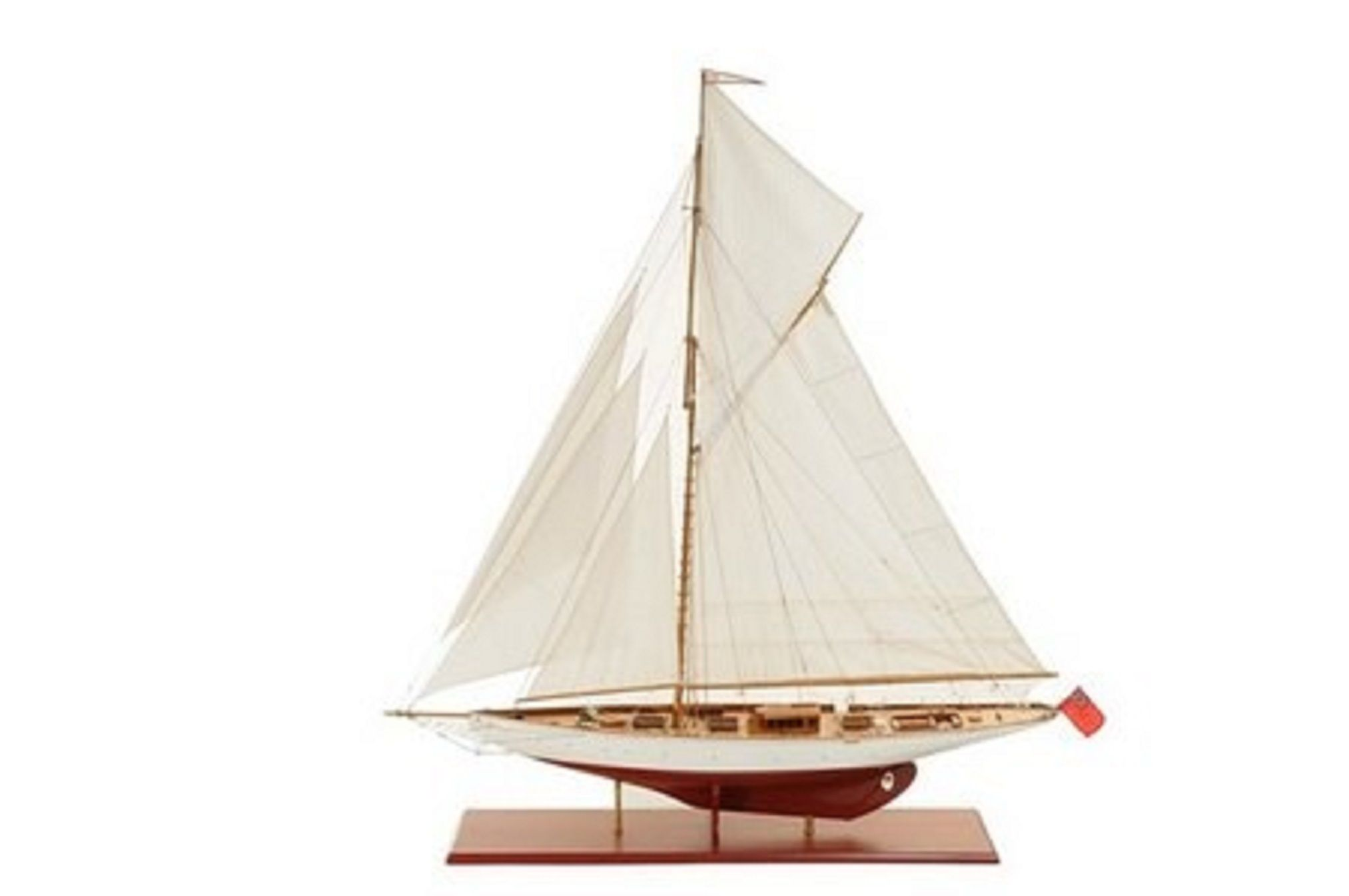 Merry Maid Model Yacht