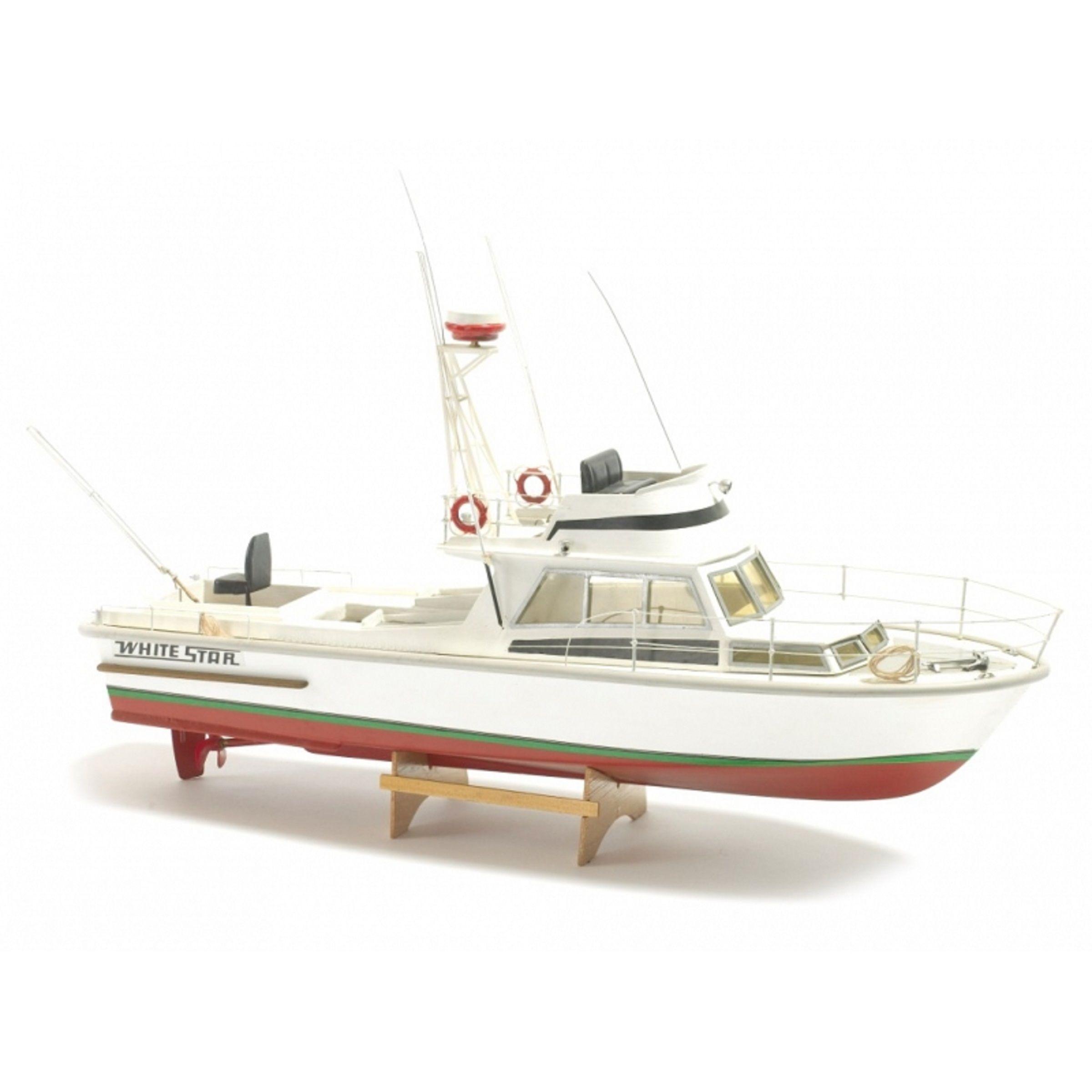 White Star Motor Boat Kit - Billing Boats (B570)