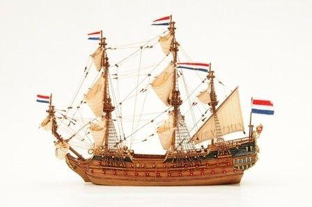 1197-7265-Friesland-Waterline-Model-Ship-Premier-Range