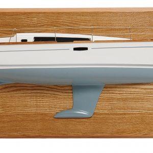 Oceanis 34 Half Model