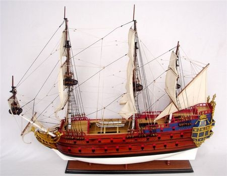 1393-3512-La-Licorne-Model-Ship-Standard-Range