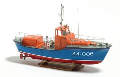 RNLI Waveny Lifeboat Boat Kit - Billing Boats (B101)