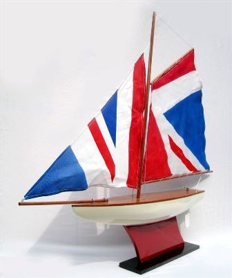 Pond Yacht (Standard Range) - GN (YT0033P)