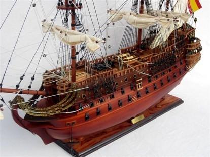 2572-San-Felipe-Model-Ship-Standard-Range