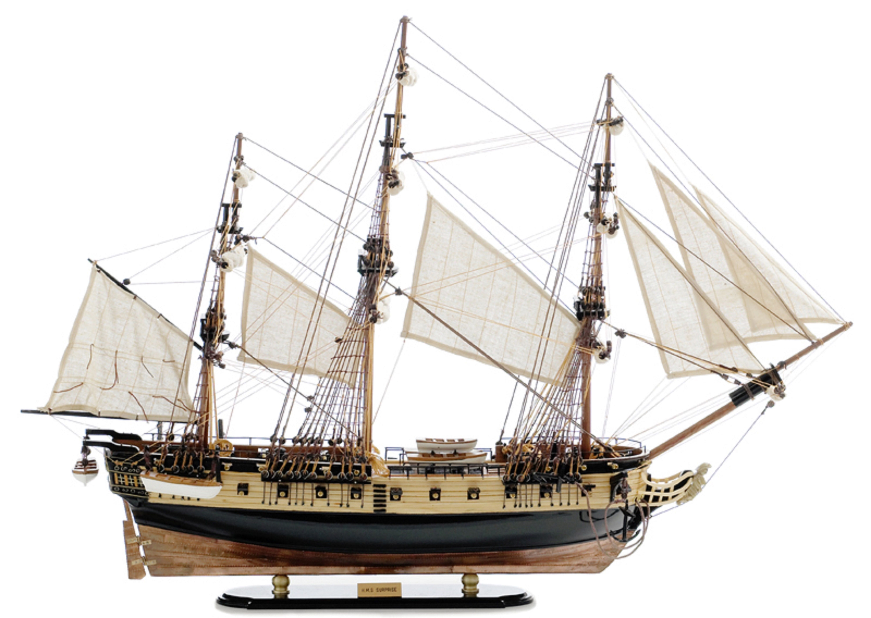488-8350-HMS-Surprise-Model-Ship-Superior-Range