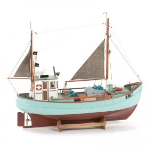 Norden Cutter Model Boat Kit - Billing Boats (B603)