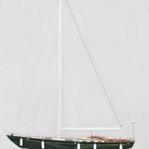 Hoeck Design Model Sailing Boat (Superior Range) - HM