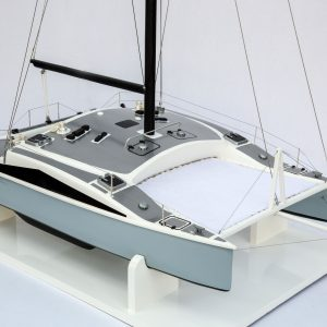2537-14422-Catamaran-Lerouge-Model-Boat-Superior-Range