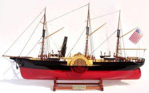 2054-12154-SS-Califonia-ship-model