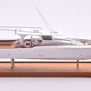 Estrella Model Yacht