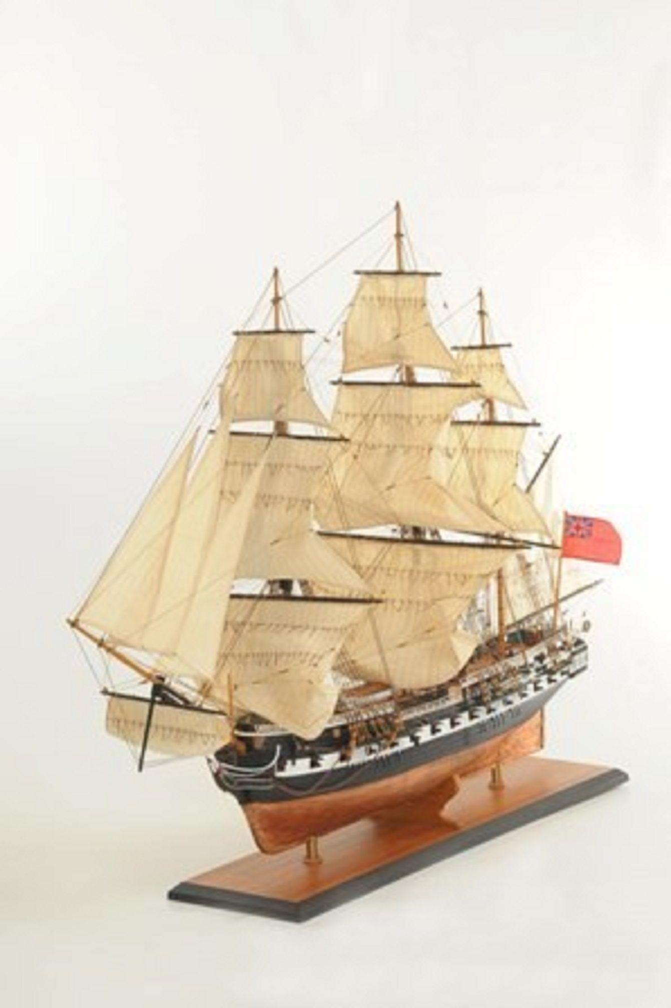 1059-7407-HMS-Trincomalee-Ship-Model-Premier-Range