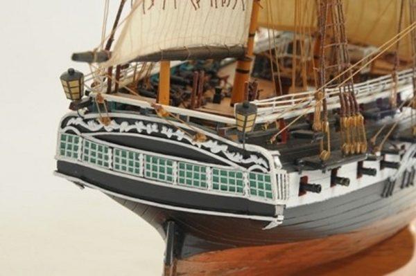 1059-7409-HMS-Trincomalee-Ship-Model-Premier-Range