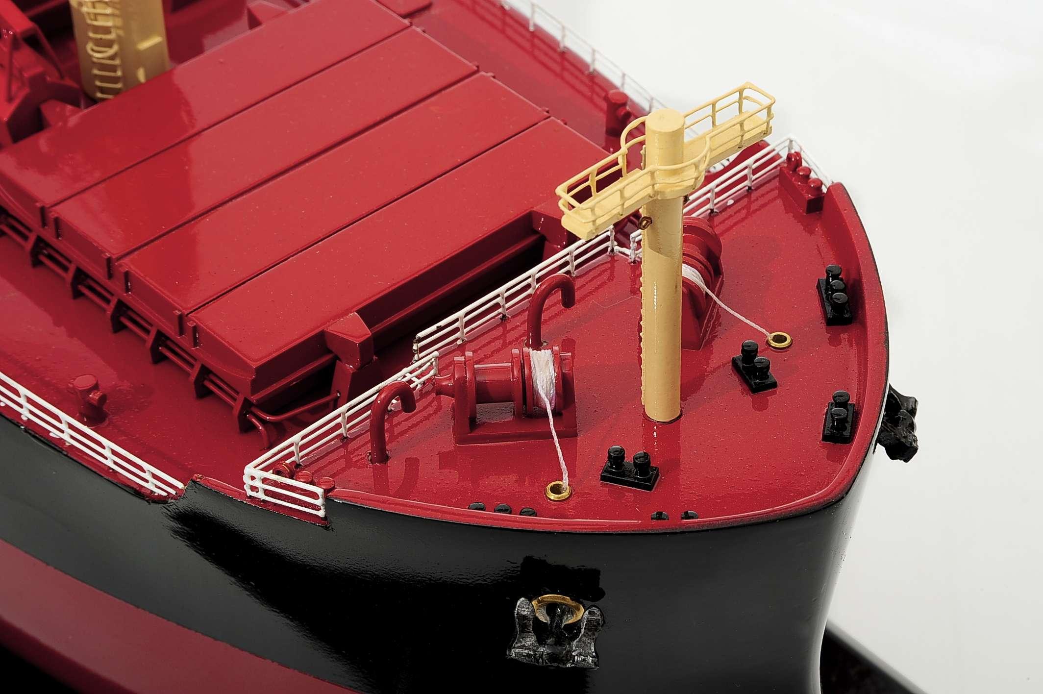 1386-4492-Bulk-Carrier-Model-Ship