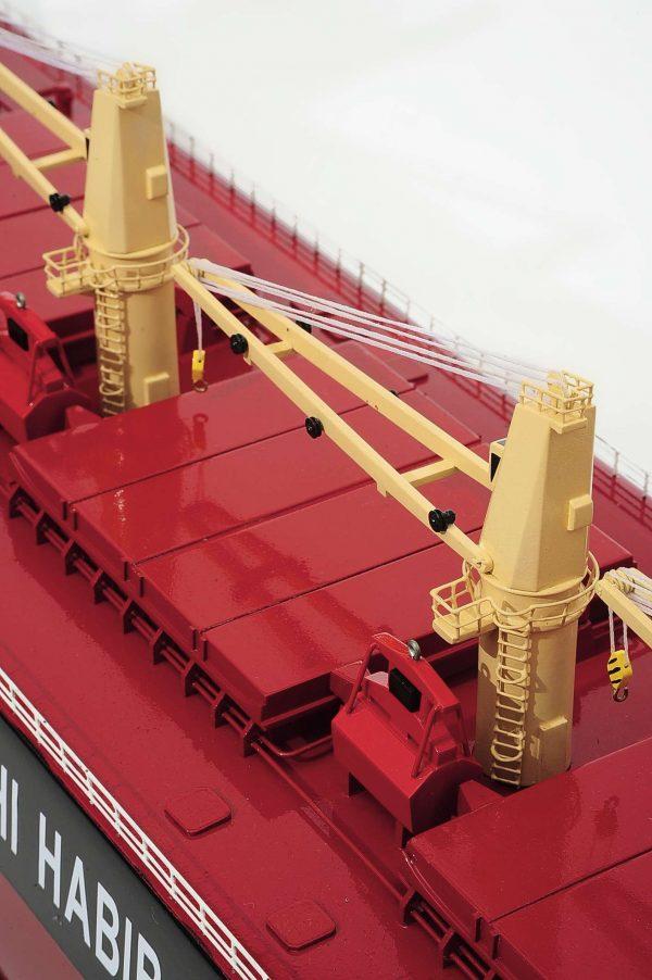1386-4493-Bulk-Carrier-Model-Ship