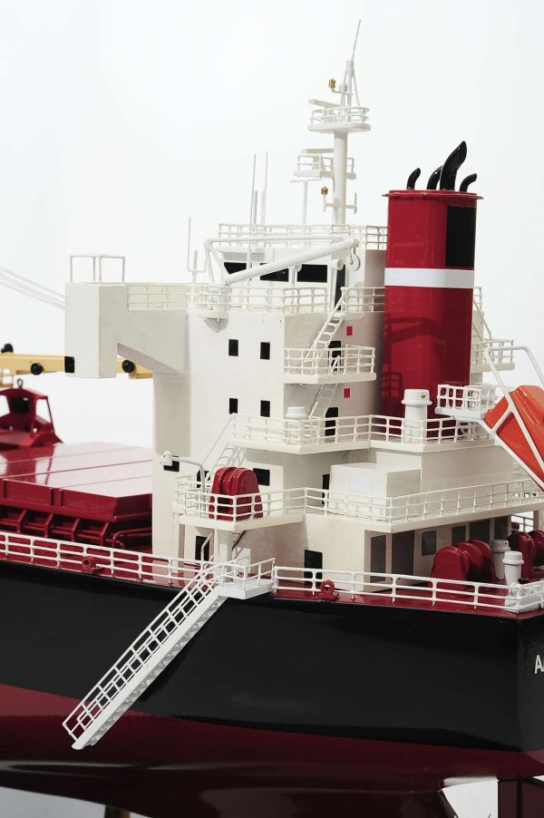 1386-4495-Bulk-Carrier-Model-Ship