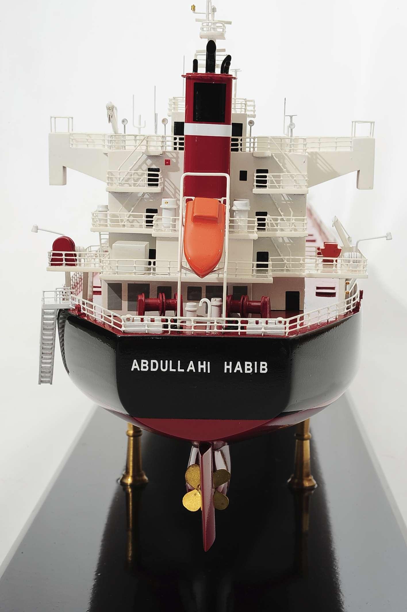 1386-4496-Bulk-Carrier-Model-Ship