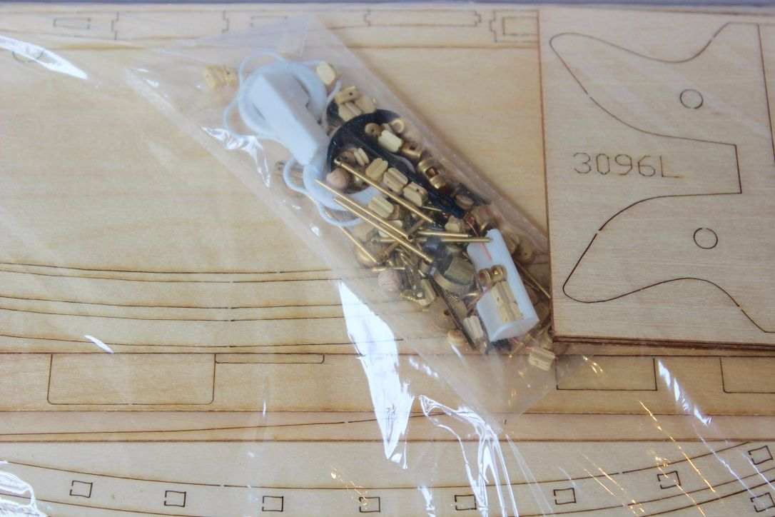 Colin Archer Model Boat Kit Scale 1 to 40 - Billing Boats (B606)
