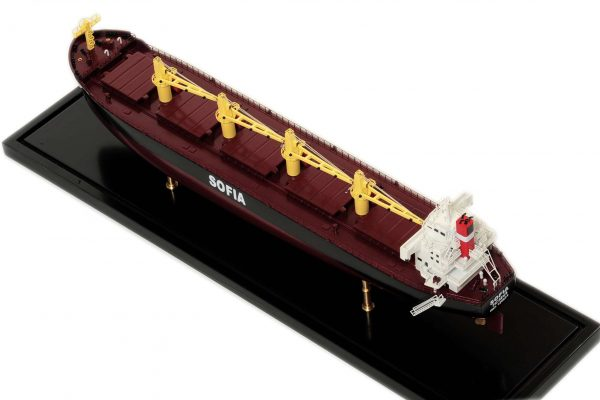 1450-4500-Bulk-Carrier-3-Model-Ship